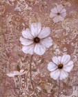 Lace Flowers I by Lisa Ven Vertloh art print