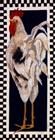 Slim Chicken I by Judy Phipps art print