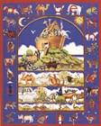 Noah's Ark Alphabet by Richard Henson art print