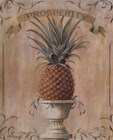 Pineapple Prosperity by Ron Jenkins art print