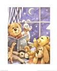 Teddy Bear Storytime by Jerianne Van Dijk art print
