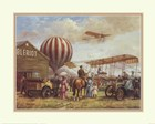 Edwardian Planes by Kevin Walsh art print