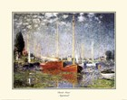 Argenteuil by Claude Monet art print