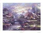 Springtime Glory by James Lee art print