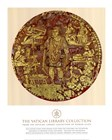 Gold Figure, (The Vatican Collection) art print
