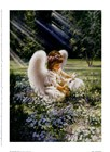 An Angel's Care by Dona Gelsinger art print