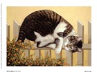 Little Pal Gilbert by Lowell Herrero art print