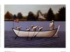 Ladies Of The Lake by Lowell Herrero art print
