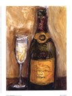 French Champagne by Nicole Etienne art print