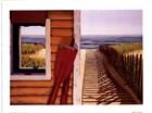 Boat House by Karl Soderlund art print
